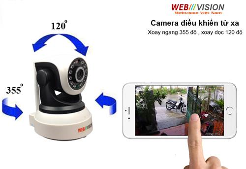 """Camera IP Webvision S6203Y bỏ xa đối thủ nhờ tính năng """"độc"""" - 3"""