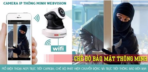 """Camera IP Webvision S6203Y bỏ xa đối thủ nhờ tính năng """"độc"""" - 4"""