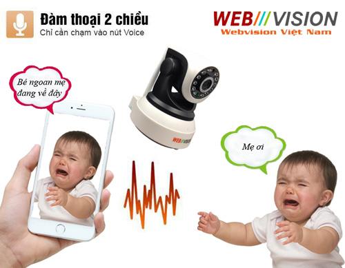 """Camera IP Webvision S6203Y bỏ xa đối thủ nhờ tính năng """"độc"""" - 5"""