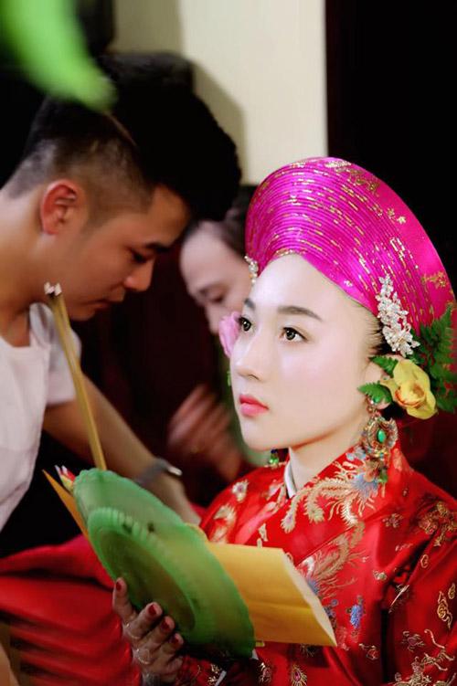 Ngất ngây với vẻ đẹp của cô đồng trẻ nhất Hà thành - 11
