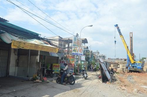 Thục mạng tháo chạy khi bê tông công trình đổ sập - 4