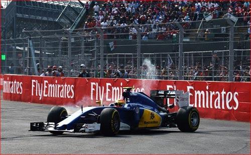 """Nhìn lại Mexican GP: Vận đen của """"chiến mã đỏ"""" (P2) - 1"""