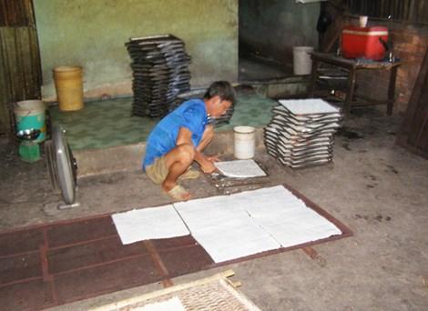 Kinh hoàng công nghệ sản xuất cơm cháy chà bông - 2