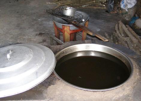 Kinh hoàng công nghệ sản xuất cơm cháy chà bông - 3