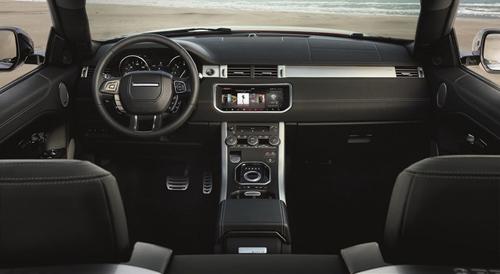 Range Rover Evoque Convertible chính thức lộ diện - 7