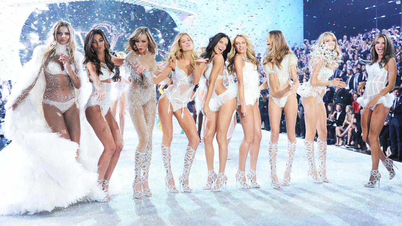 Những con số biết nói trước thềm Victoria's Secret 2015 - 8