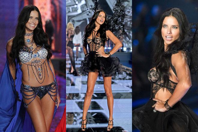 Những con số biết nói trước thềm Victoria's Secret 2015 - 9