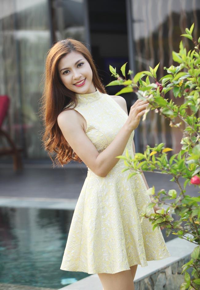 Ảnh cưới nóng bỏng của hoa khôi sinh viên Hà Nội - 11