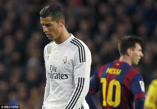 Vấn đề của Ronaldo: Không Messi, giảm động lực - 2