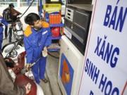 Giá cả - Loay hoay với quy định về xăng sinh học