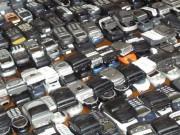 Giá cả - Từ 15-12: Cấm nhập khẩu laptop, điện thoại di động cũ