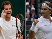 Thể thao - BXH tennis 9/11: Murray soán ngôi Federer