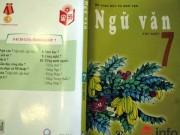 Giáo dục - du học - Phụ huynh sốc với bản dịch mới của bài thơ Sông núi nước Nam trong SGK lớp 7