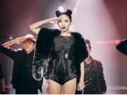 Ca nhạc - MTV - Tóc Tiên hóa cô chuột sexy, khuấy động sân khấu