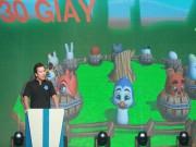 Công nghệ thông tin - Điểm mặt các trò chơi trong gameshow 5 Giải thưởng Chim xanh