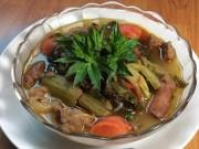 Ẩm thực - Cách nấu bò kho dưa chua tuyệt ngon ngày lạnh