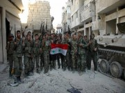 Thế giới - Quân Syria đang dồn ép IS