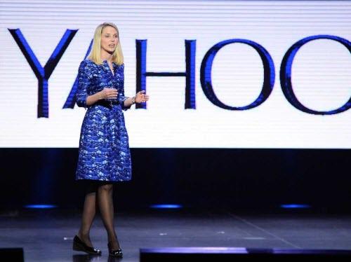 """CEO Yahoo! đang """"săn"""" người tài để tái cơ cấu công ty - 1"""