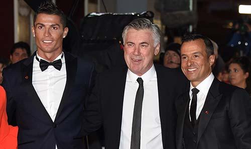 "Ferguson, Mourinho đến dự buổi chiếu ""phim Ronaldo"" - 3"