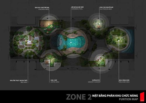 Ra mắt 27 căn biệt thự siêu sang mặt đường Nguyễn Huy Tưởng - Hà Nội - 2