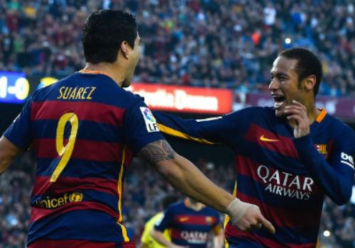 El Clasico 2015 Barca vs Real - 2