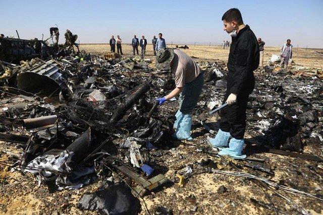 Ai Cập tiêu diệt thủ lĩnh IS tuyên bố bắn hạ máy bay Nga - 1