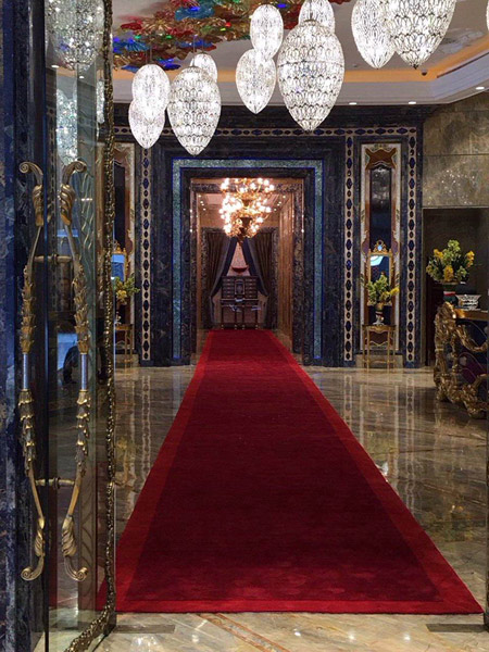 Khách sạn lộng lẫy nhất SG đón vị khách đặc biệt từ Ý - 3