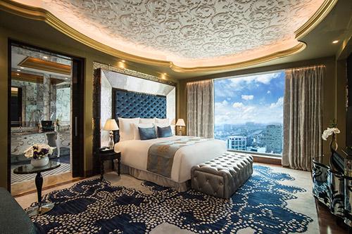 Khách sạn lộng lẫy nhất SG đón vị khách đặc biệt từ Ý - 4