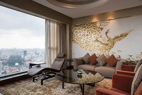 Khách sạn lộng lẫy nhất SG đón vị khách đặc biệt từ Ý - 5