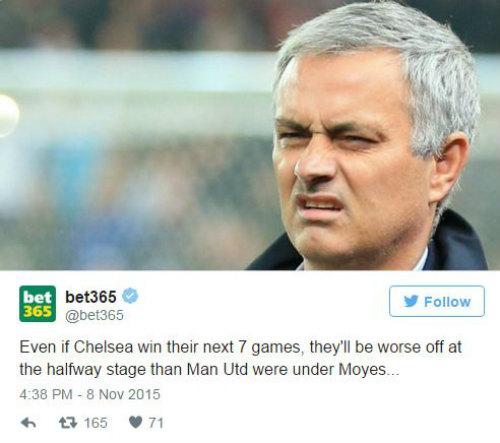 """Mourinho hết đặc biệt, Moyes thành """"Người được chọn"""" - 5"""