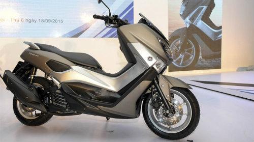 Yamaha NM-X đối thủ đáng gờm của Honda SH nội - 1