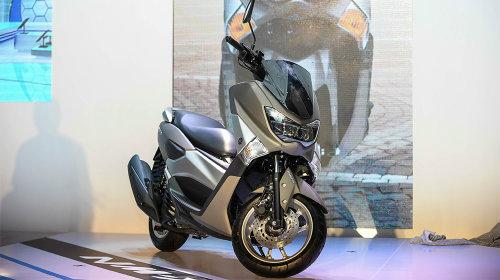 Yamaha NM-X đối thủ đáng gờm của Honda SH nội - 3