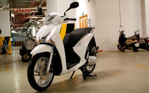 Yamaha NM-X đối thủ đáng gờm của Honda SH nội - 2