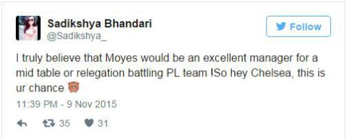 """Mourinho hết đặc biệt, Moyes thành """"Người được chọn"""" - 6"""
