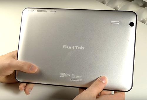 Trải nghiệm máy tính bảng 10.1 inch lõi tứ ram 2GB giá 2.800.000đ - 4