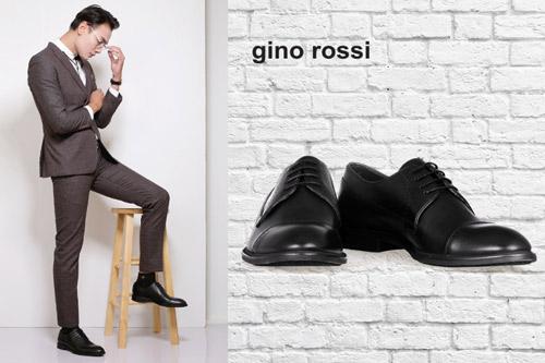 Gino Rossi Man 2015: chỉn chu hay xuề xòa cũng cần có giày da - 1