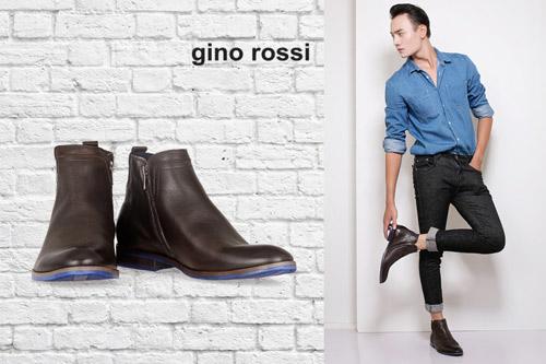 Gino Rossi Man 2015: chỉn chu hay xuề xòa cũng cần có giày da - 4