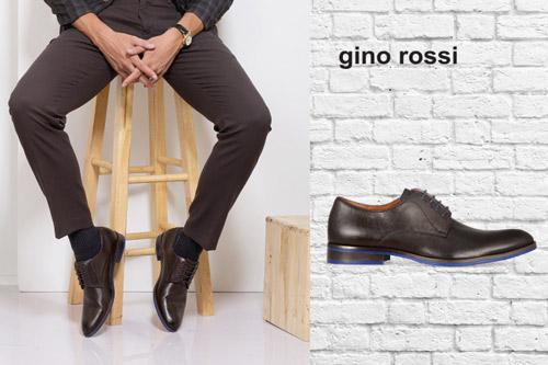 Gino Rossi Man 2015: chỉn chu hay xuề xòa cũng cần có giày da - 5
