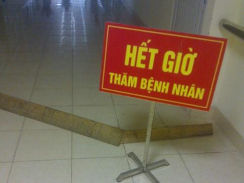 Trùm xã hội đen Minh 'sâm' nhập viện - 4