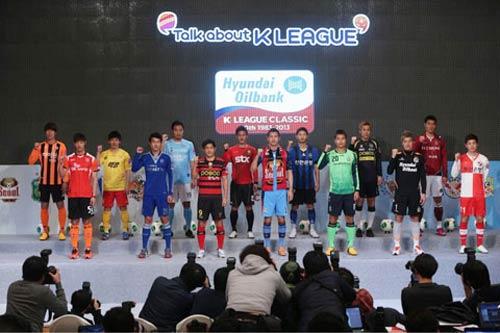 """Chưa kịp """"hành"""" J.League, BĐVN lại tính học K.League - 1"""