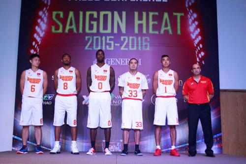 HLV Saigon Heat tự tin vào đội hình mới - 1