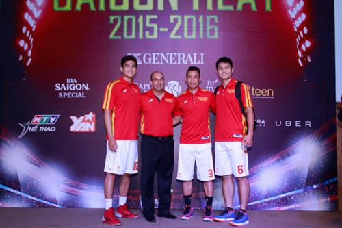 HLV Saigon Heat tự tin vào đội hình mới - 2