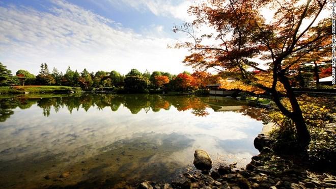 Ngất ngây sắc thu ở Nhật Bản - 1