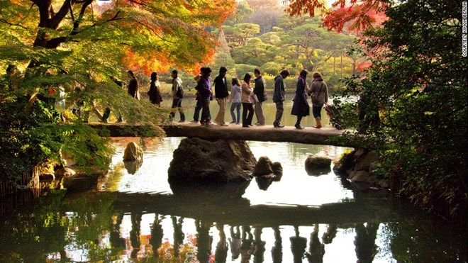 Ngất ngây sắc thu ở Nhật Bản - 3