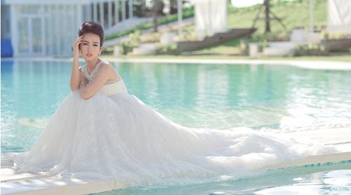 Bộ ảnh cưới siêu dễ thương của Tú Vi - Văn Anh - 10