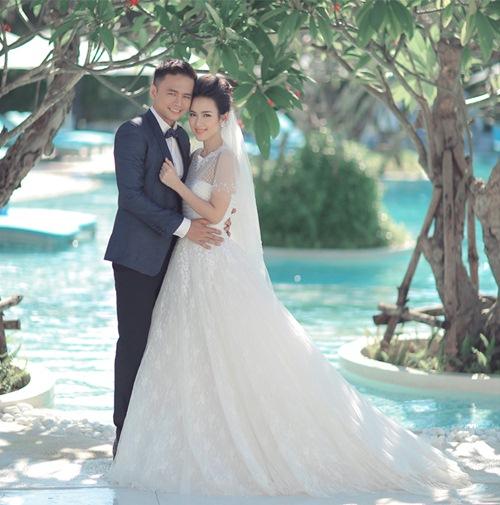 Bộ ảnh cưới siêu dễ thương của Tú Vi - Văn Anh - 12