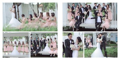 Bộ ảnh cưới siêu dễ thương của Tú Vi - Văn Anh - 8