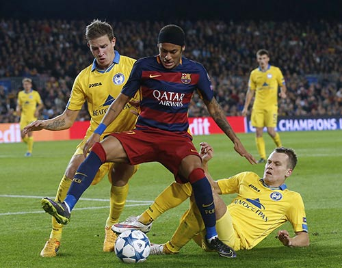 "Barca: Nỗi sợ ""virus FIFA"" trước El Clasico - 1"