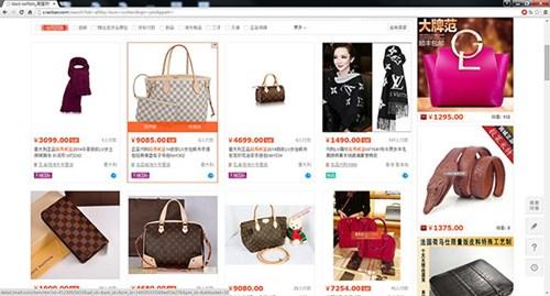 'Gã khổng lồ' Alibaba bị cáo buộc bán hàng hiệu nhái - 1