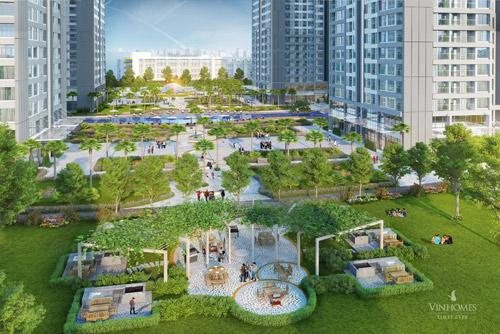 Đất Xanh Miền Bắc: Chính thức phân phối Park 11 - Park Hill Premium - 2